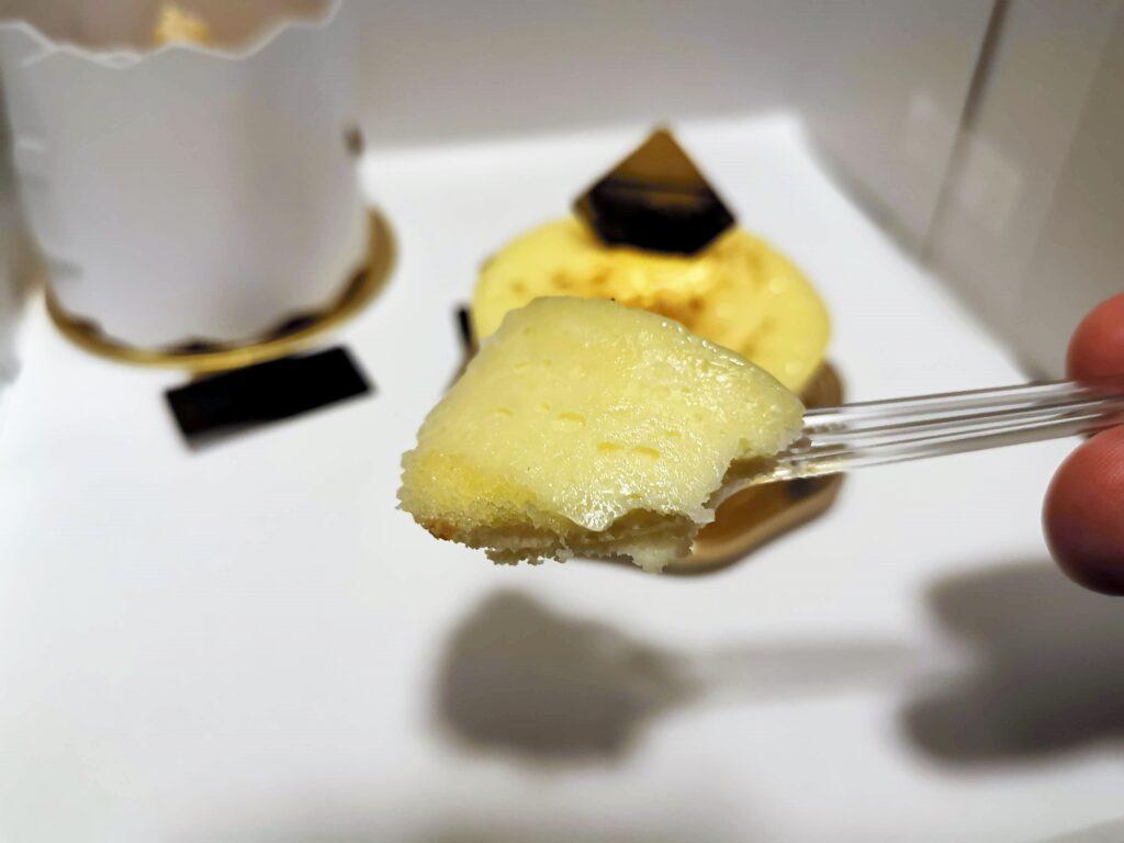 ダロワイヨ(DALLOYAU) バスク風チーズケーキ (8)_R