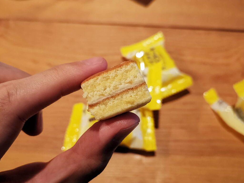 ブルボン ミニベイクドチーズケーキ (5)