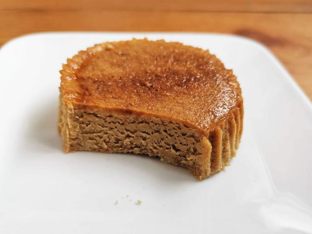 ローソンストア100・オイシス キャラメルBASUCHEESE(キャラメルバスク風チーズケーキ)