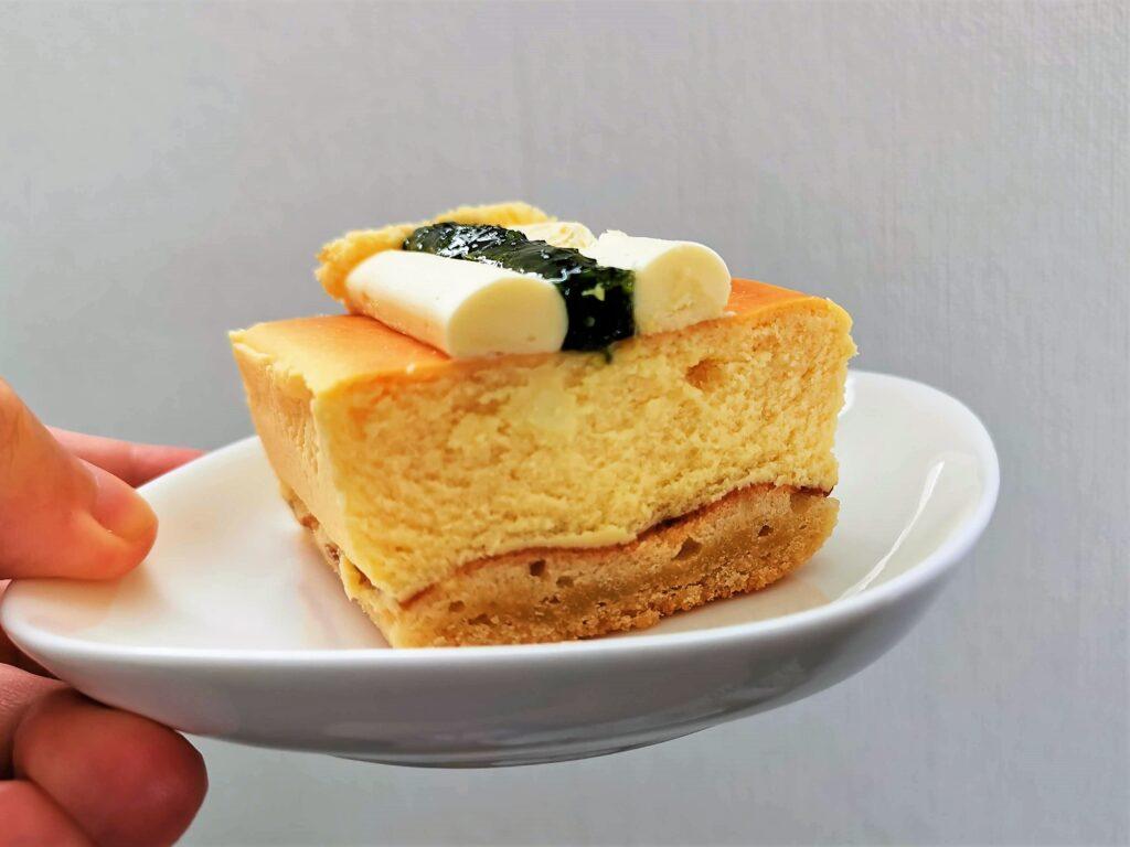 成城石井 プレミアムチーズケーキ(イタリアン産シチリアレモンのチーズケーキ)の写真 (12)