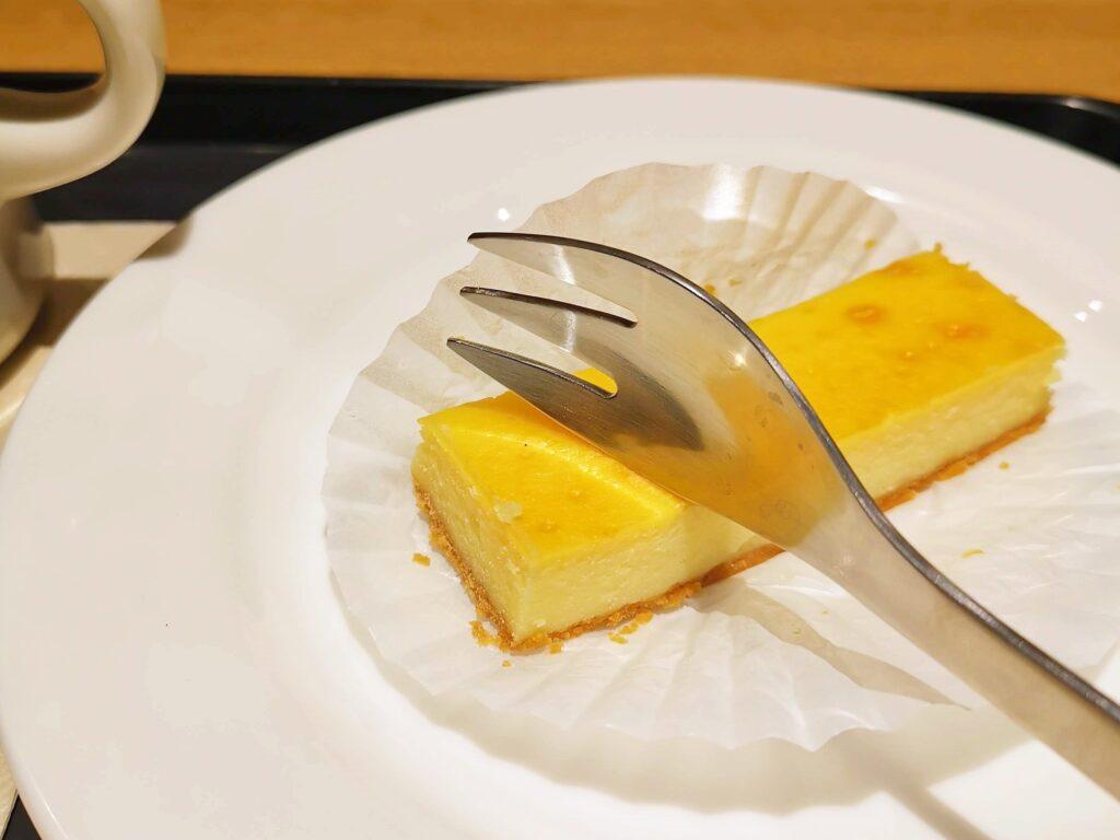 5 CROSSTIES COFFEE(ファイブ クロスティーズ コーヒー) チーズケーキ (7)