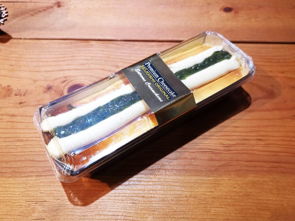 成城石井 プレミアムチーズケーキ(イタリアン産シチリアレモンのチーズケーキ)の写真 (16)