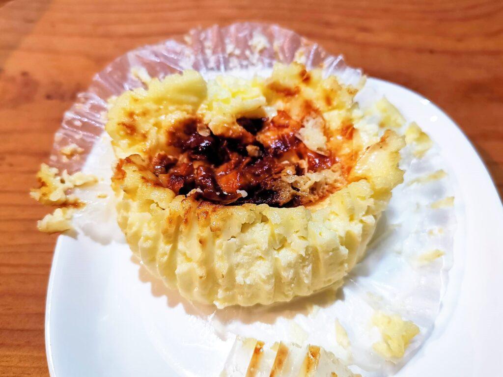 サミット 北海道産直牛乳を使ったバスクチーズケーキ (4)_R