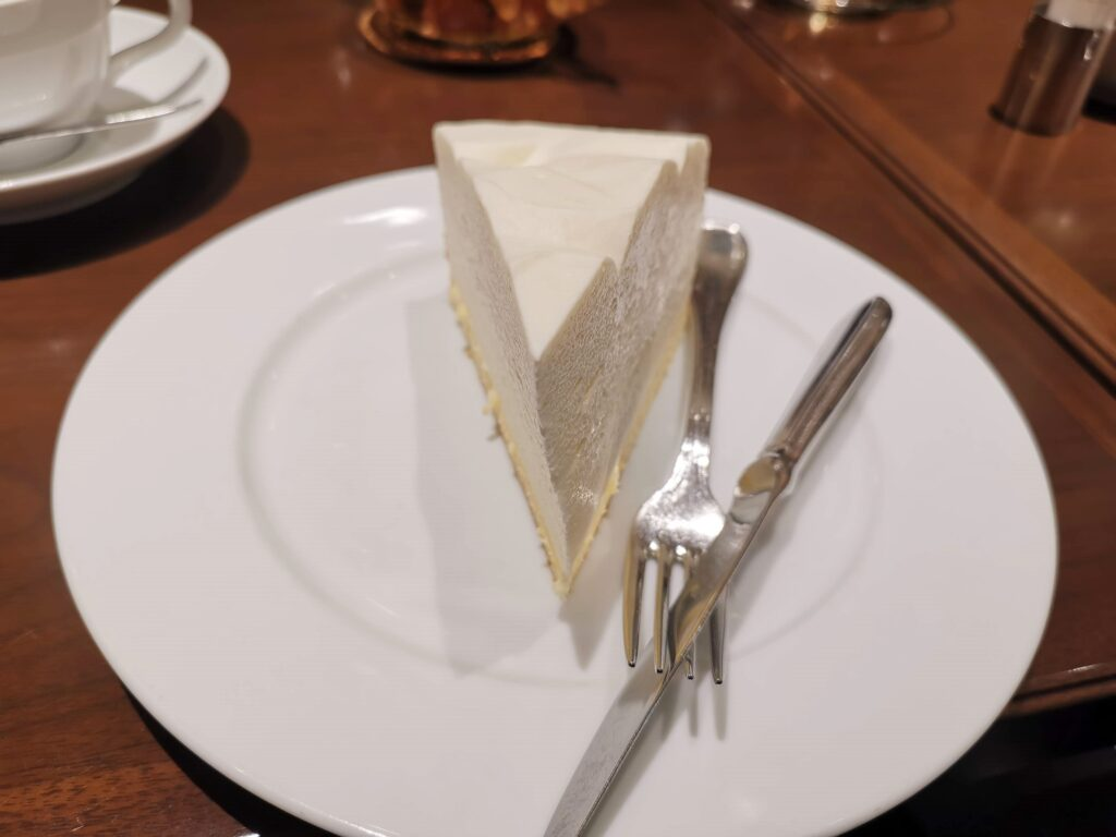 ハーブス(HARBS)のレアチーズケーキの写真 (7)_R