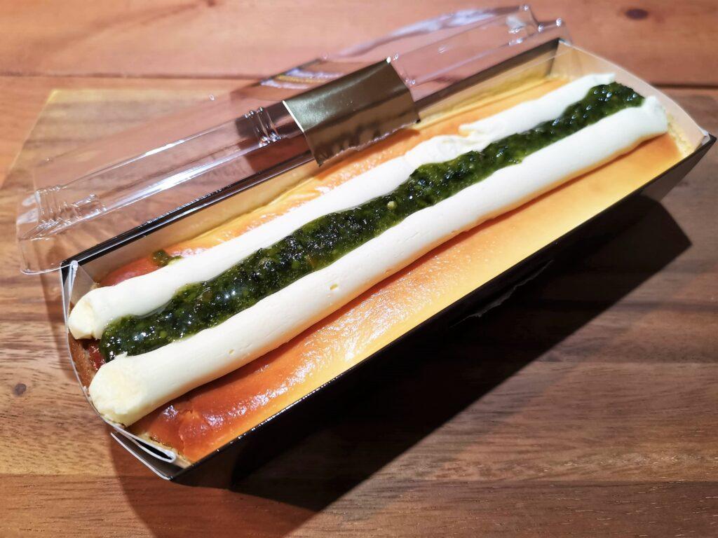 成城石井 プレミアムチーズケーキ(イタリアン産シチリアレモンのチーズケーキ)の写真 (3)