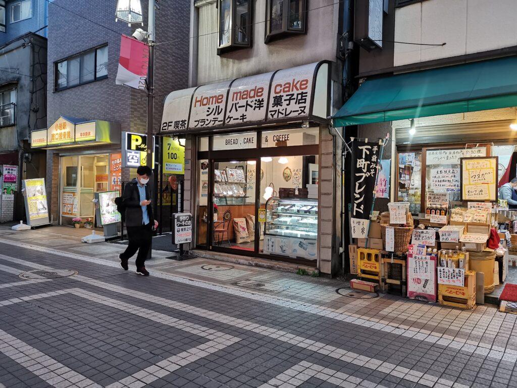 小岩 ジルバード洋菓子店の写真 (6)
