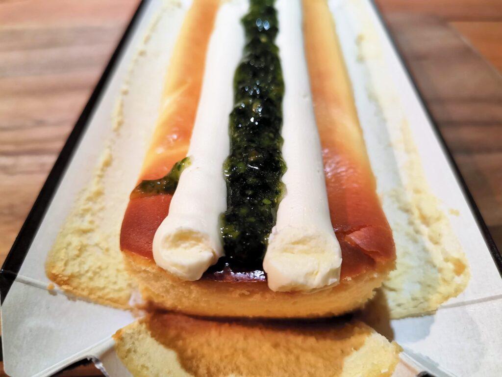 成城石井 プレミアムチーズケーキ(イタリアン産シチリアレモンのチーズケーキ)の写真 (5)