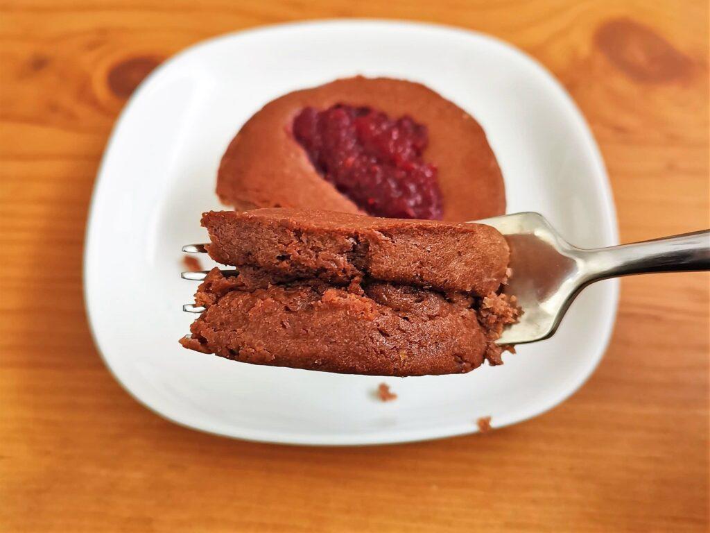 Goodday for you(グッディフォーユー六本木)の「クランベリーチョコレートチーズケーキ」の写真 (1)_R