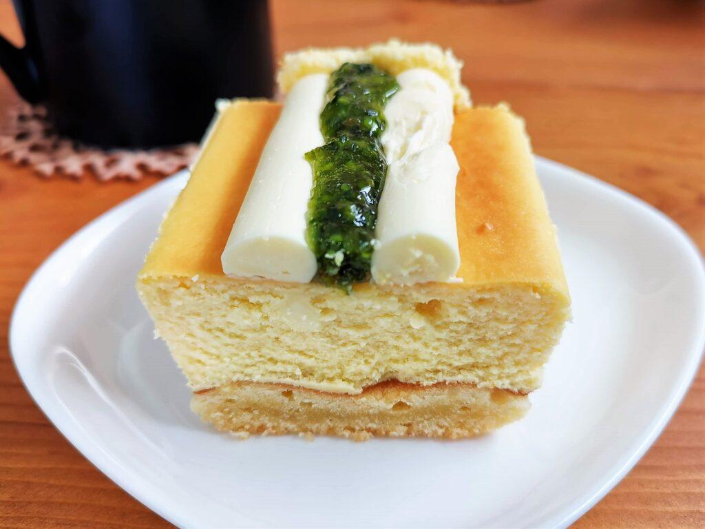 成城石井 プレミアムチーズケーキ(イタリアン産シチリアレモンのチーズケーキ)の写真 (11)