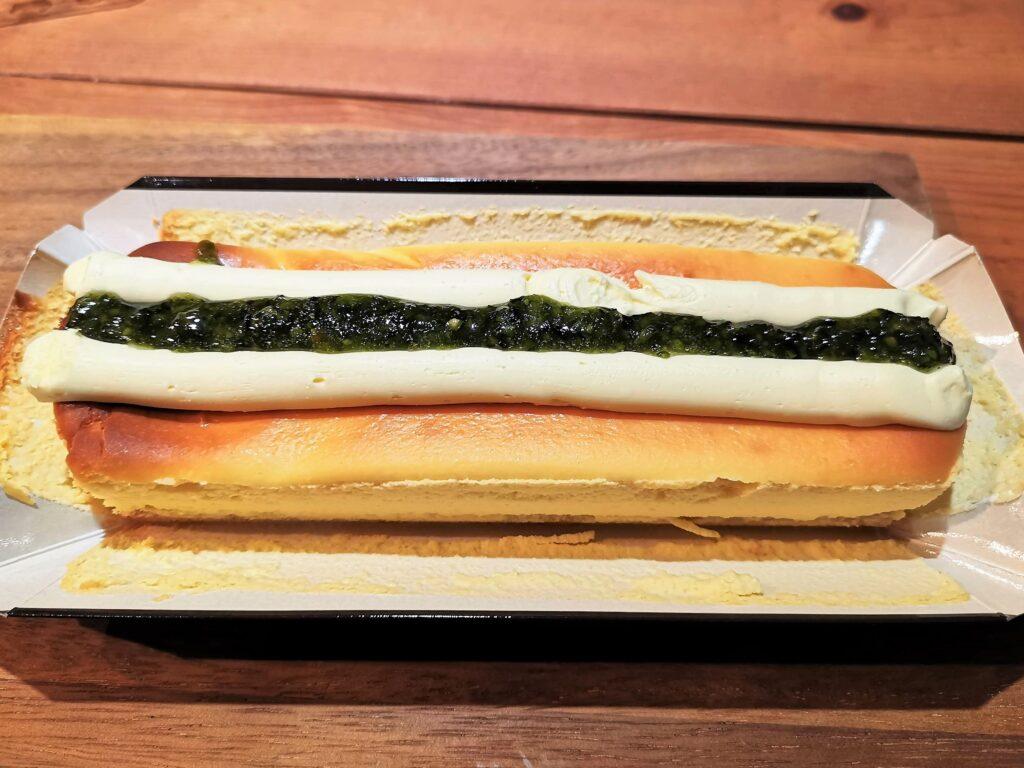 成城石井 プレミアムチーズケーキ(イタリアン産シチリアレモンのチーズケーキ)の写真 (6)