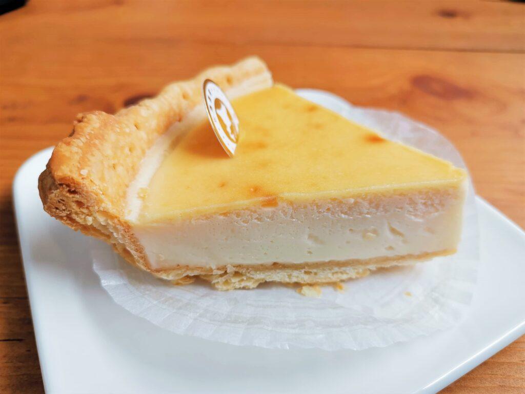 不二家の北海道なめらかチーズパイの写真 (9)