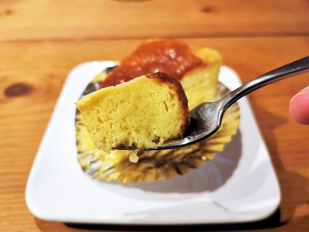 池袋 ケーキ屋のキクヤのチーズケーキの写真 (1)