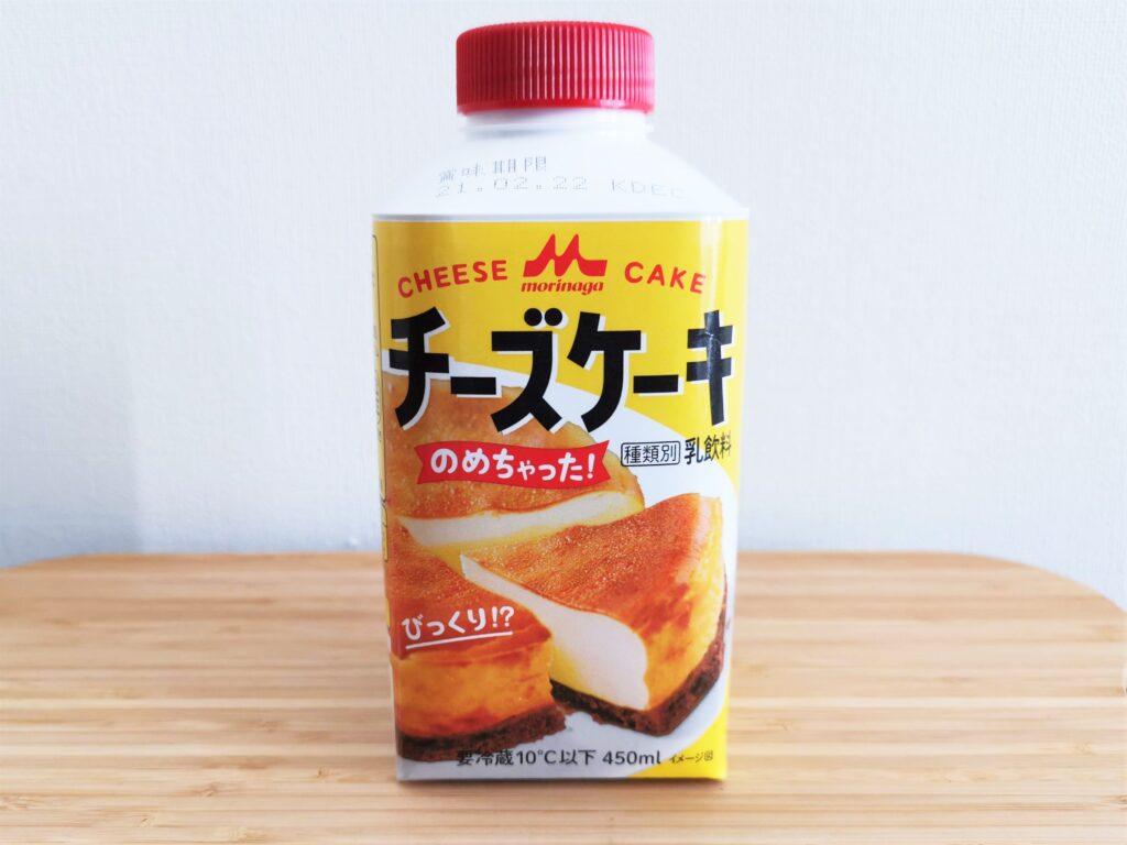 森永 チーズケーキのめちゃった (1)
