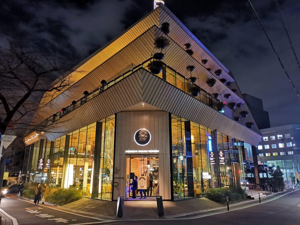 STARBUCKS RESERVE® ROASTERY TOKYO(中目黒)の店舗の写真