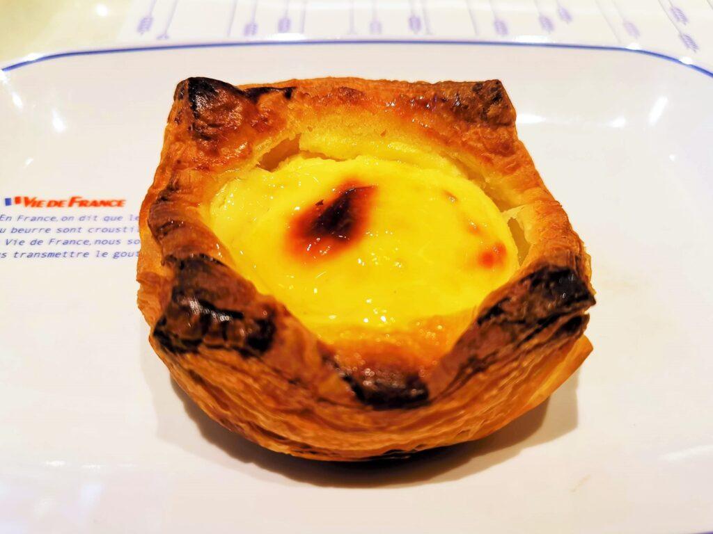 ヴィドフランス バスクチーズケーキディニッシュの写真 (7)