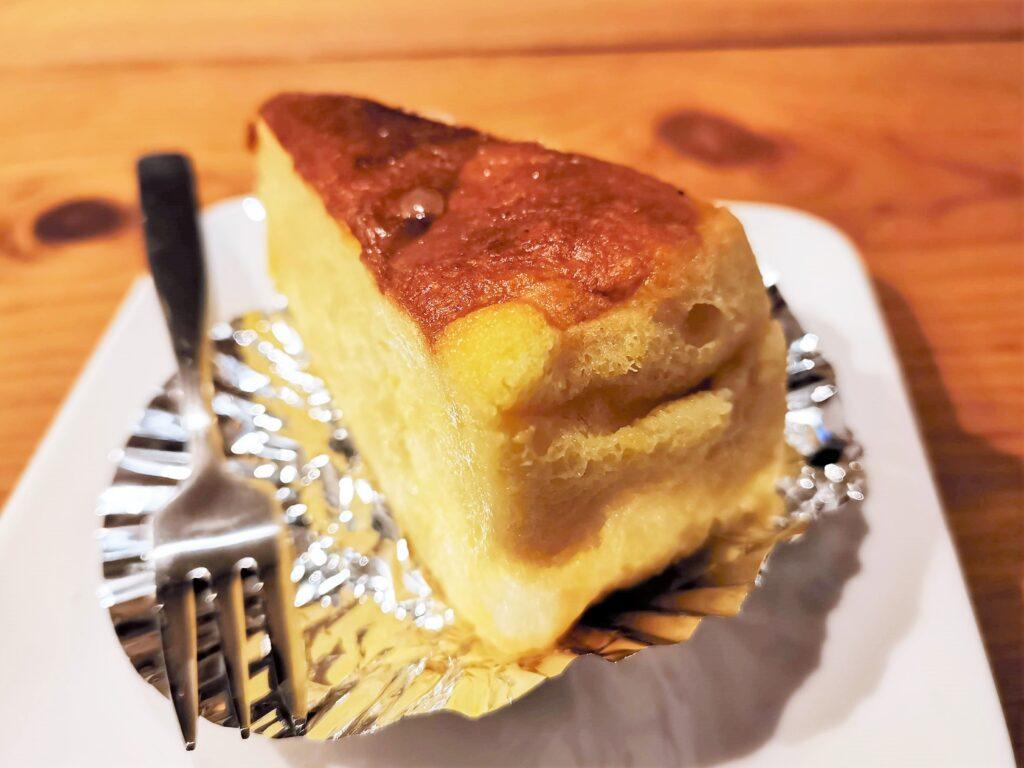 池袋 ケーキ屋のキクヤのチーズケーキの写真 (5)