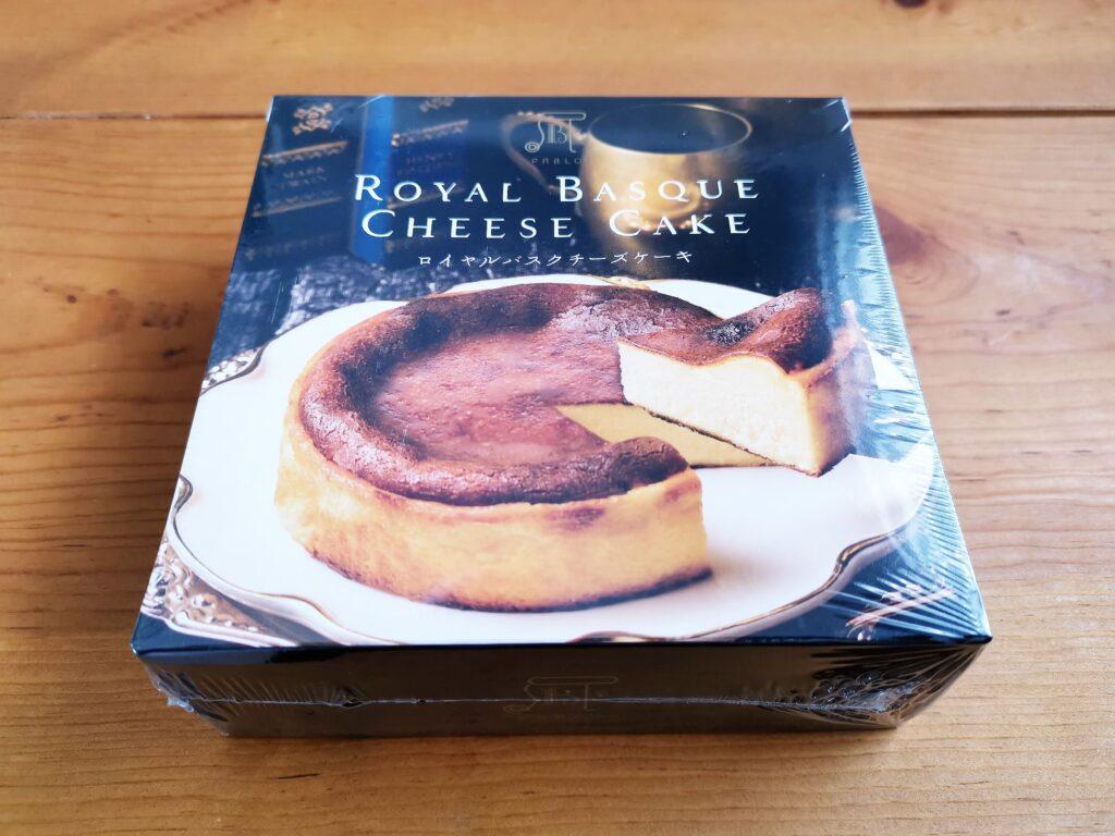 Pablo(パブロ)のロイヤルバスクチーズケーキの写真 (1)
