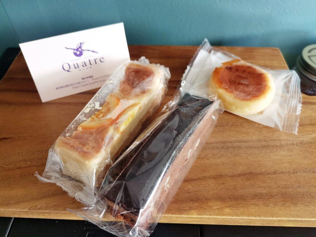 Quatre キャトルの焼き菓子 (2)