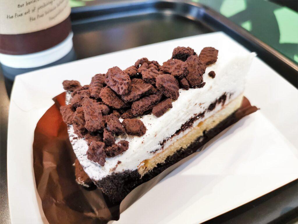 マクドナルド(Mccafe)のオレオクッキーチーズケーキの写真 (1)
