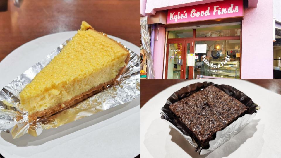 中野「カイルズ・グッド・ファインズ(アメリカンケーキ)」 のチーズケーキの写真 (3)