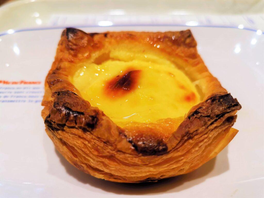 ヴィドフランス バスクチーズケーキディニッシュの写真 (5)