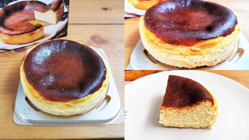 Pablo(パブロ)のロイヤルバスクチーズケーキの写真 (2)