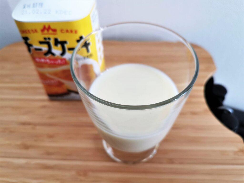 森永 チーズケーキのめちゃった (5)