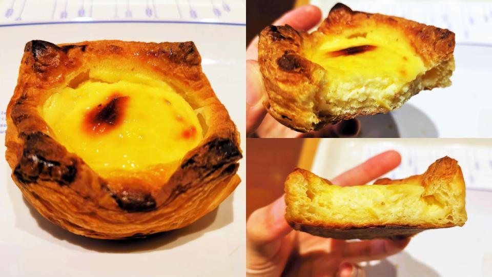 ヴィドフランス バスクチーズケーキディニッシュの写真 (12)