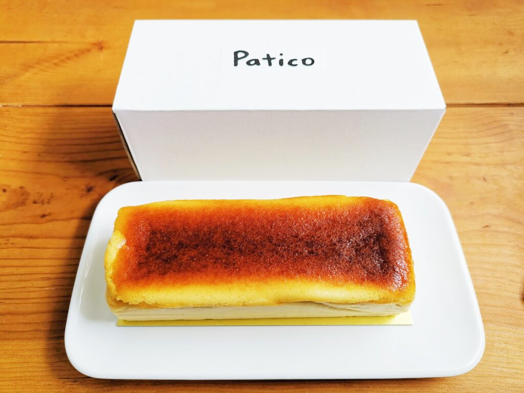 Patico バスクチーズケーキ (4)