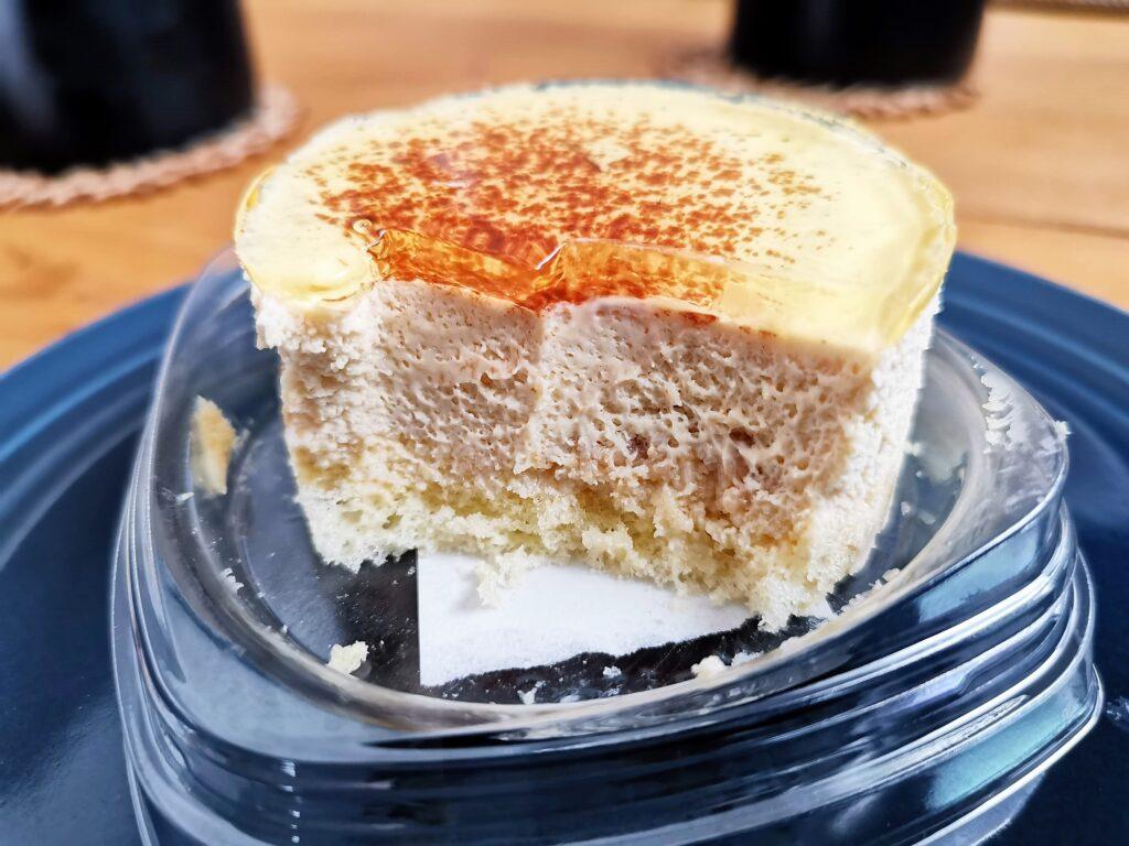 ローソン(コスモフーズ)麗らかキャラメルチーズケーキの写真 (13)