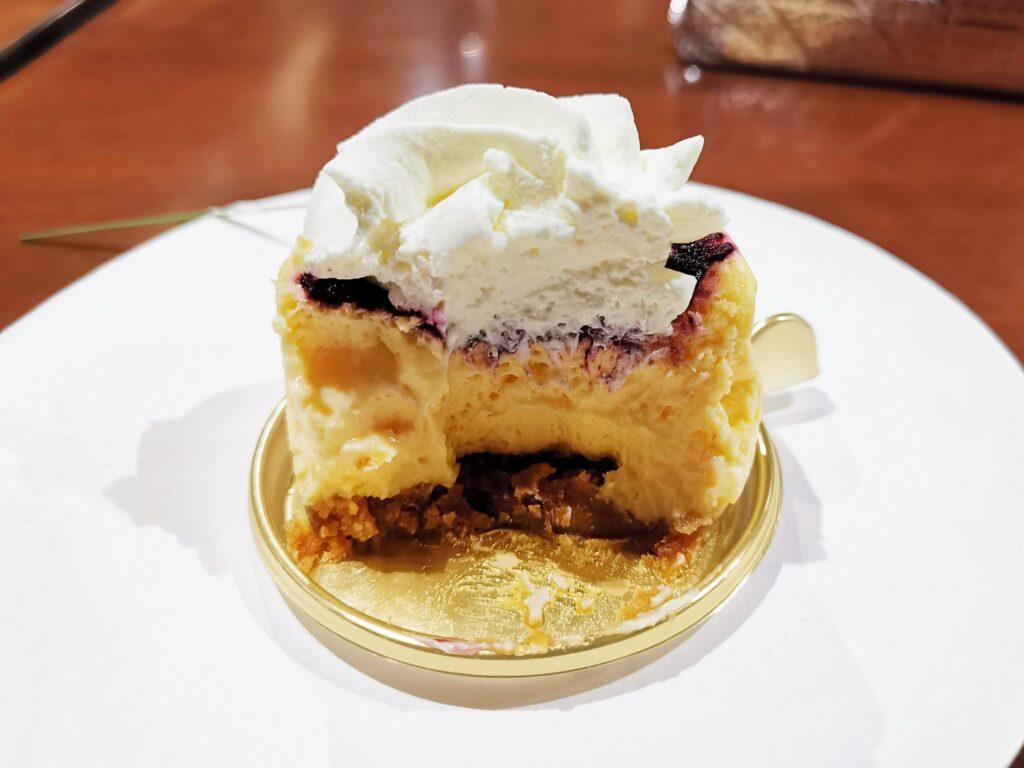 エクラデジュール(Éclat des jours)東陽町本店のチーズケーキの写真 (10)