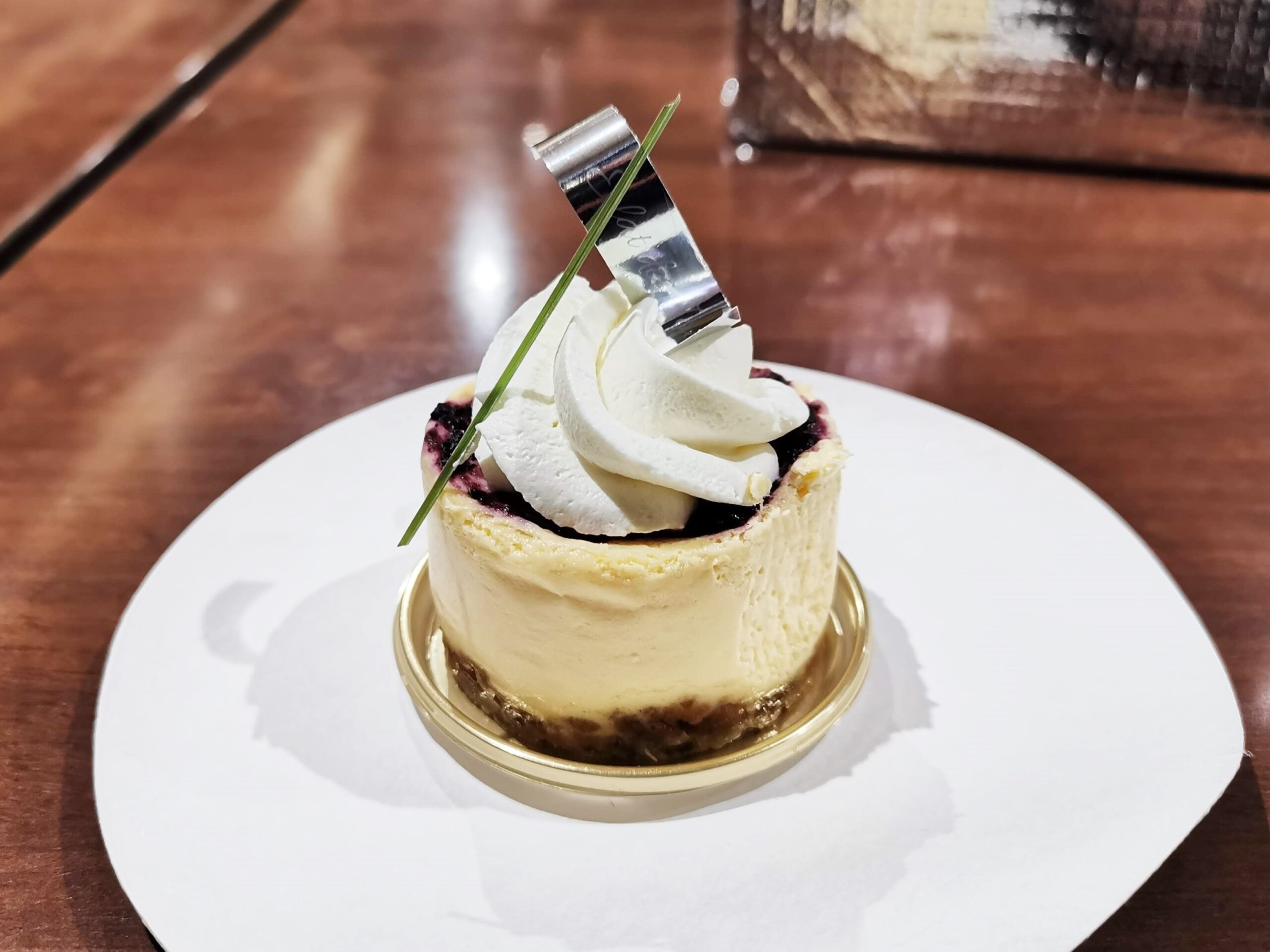 エクラデジュール(Éclat des jours)東陽町本店のチーズケーキの写真 (4)
