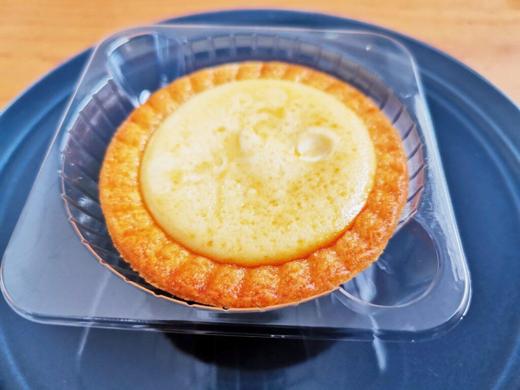 ミニストップ「香ばしアーモンドのチーズタルト」の写真 (3)