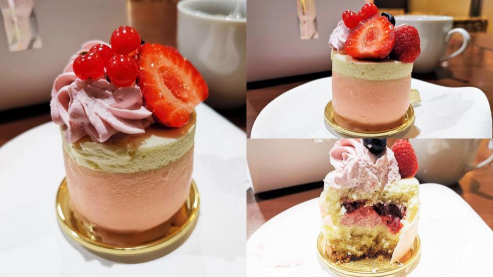 吉祥寺・西荻窪「アテスウェイ」 のチーズケーキの写真 (10)
