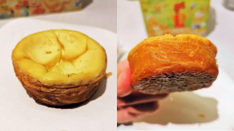 パンデュースのチーズケーキの写真 (14)
