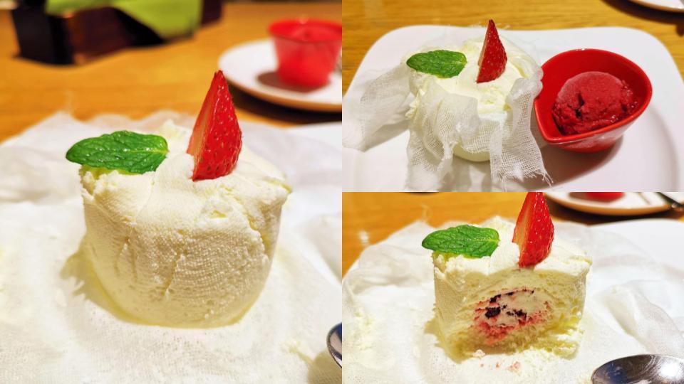 むさしの森珈琲 フレッシュイチゴのクレームダンジュの写真 (14)