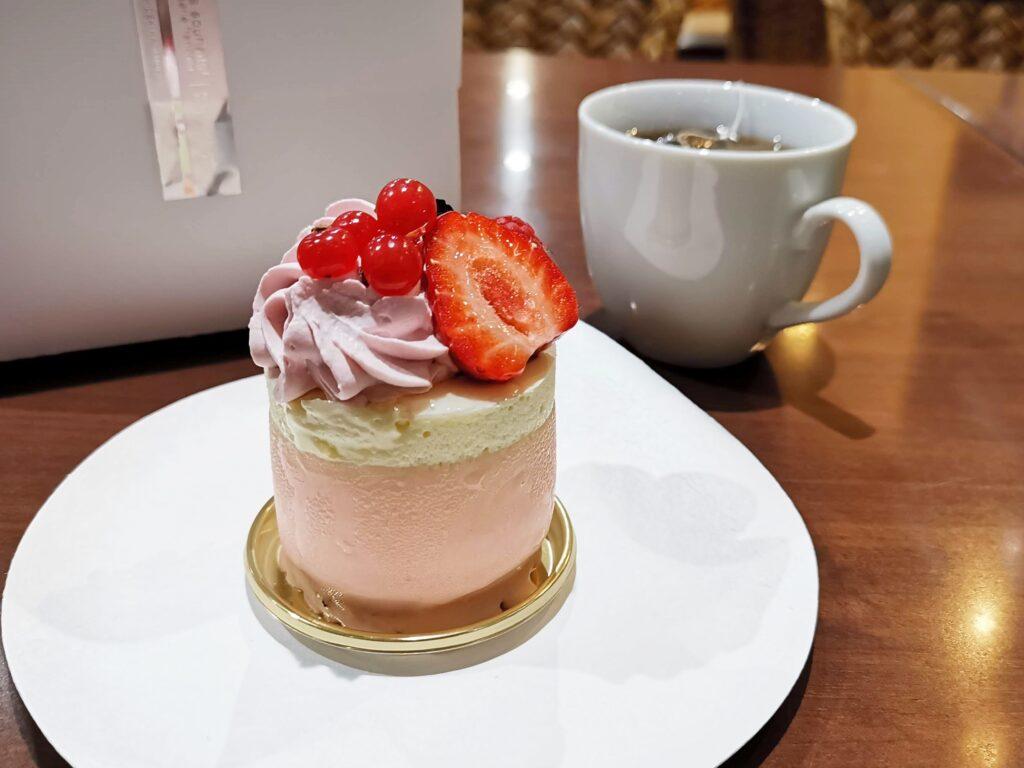 吉祥寺・西荻窪「アテスウェイ」 のチーズケーキの写真 (8)