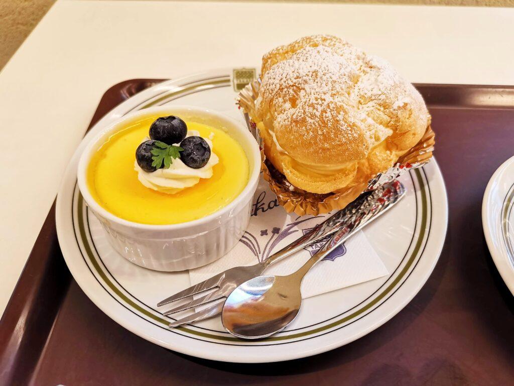 タカセ洋菓子のチーズケーキの写真 (3)_R