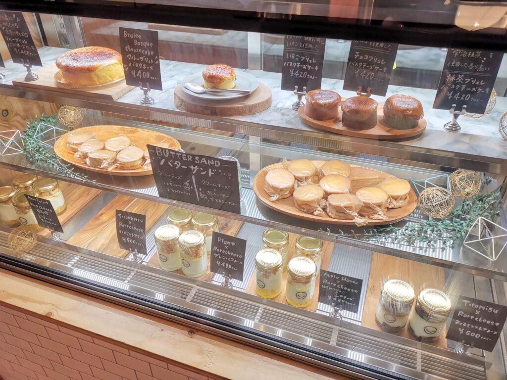 チーズケーキ専門店MARU CHEESE(マルチーズ)のお店の写真 (5)_R