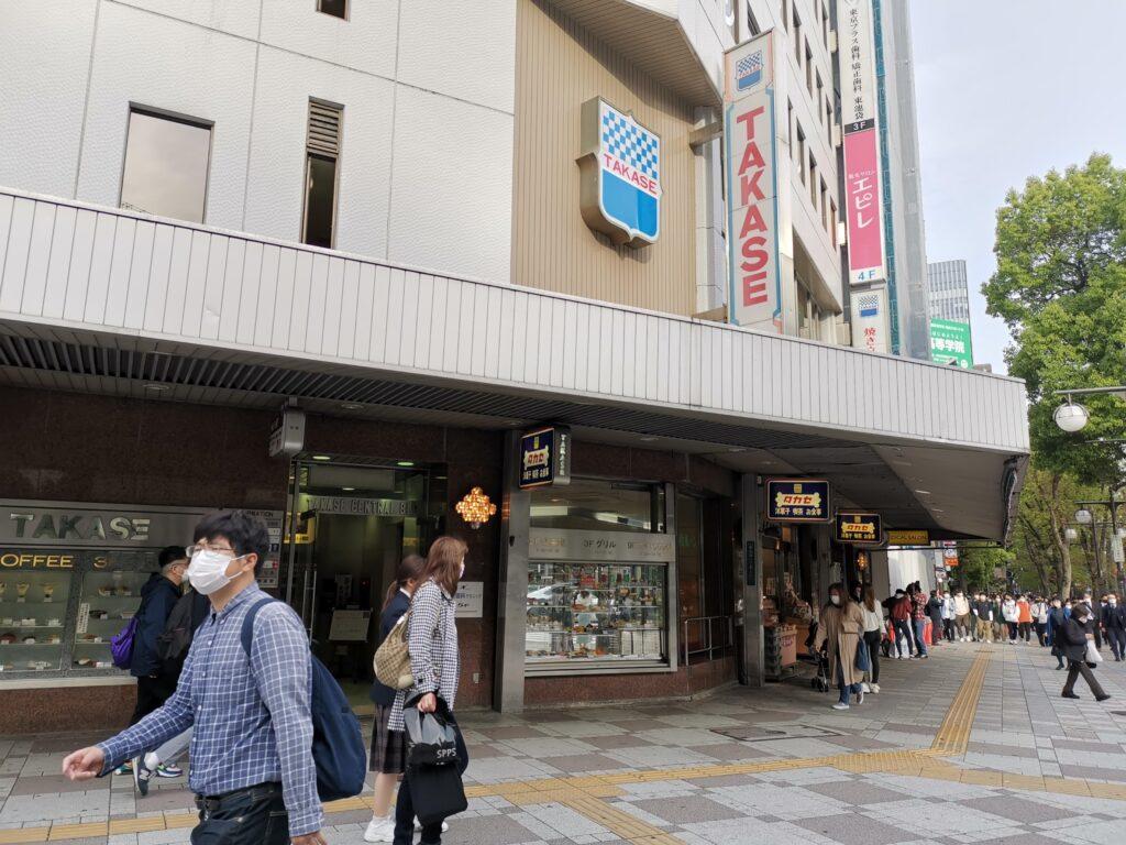 タカセ洋菓子の池袋本店の写真 (1)_R