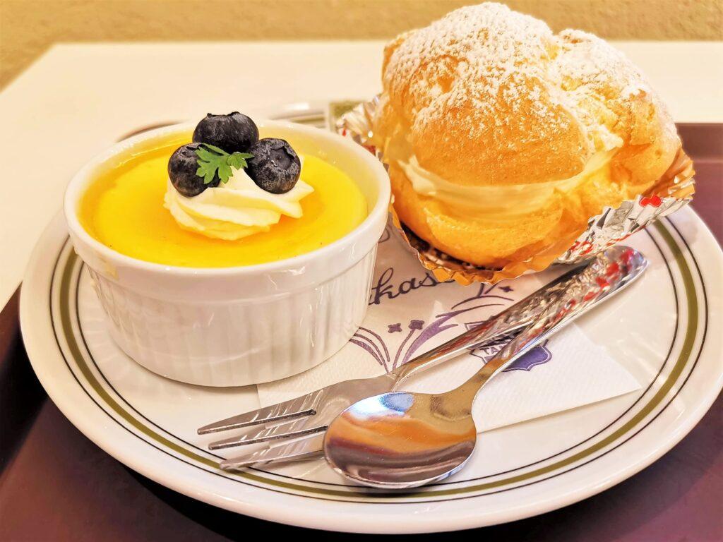 タカセ洋菓子のチーズケーキの写真 (6)_R