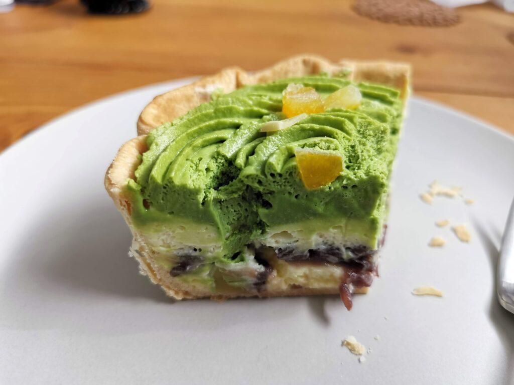 Green PABLO(グリーンパブロ)の「宇治抹茶とあずきのチーズタルト 小さいサイズ」の写真 (7)_R