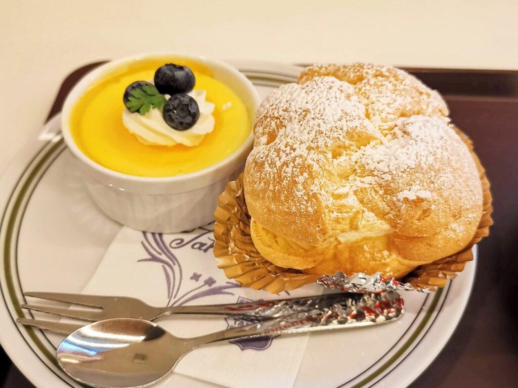 タカセ洋菓子のチーズケーキの写真 (2)_R