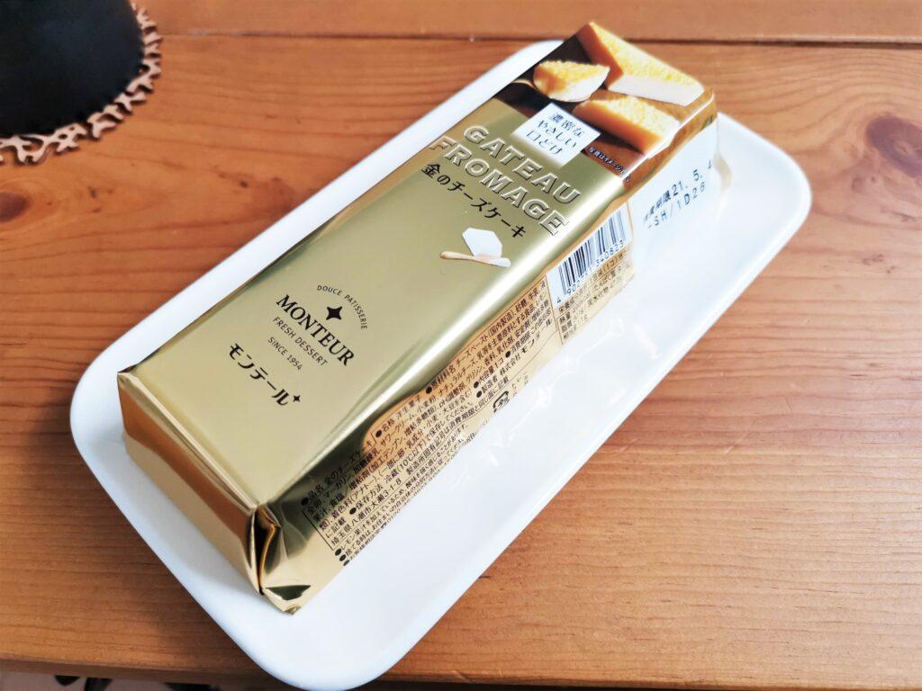 モンテール「金のチーズケーキ」の写真 (3)