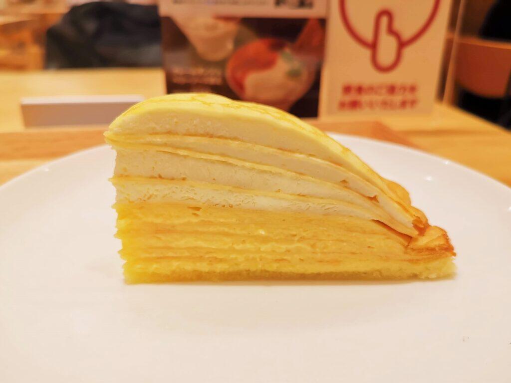 【Café&Meal MUJI】ミルクレープ (6)