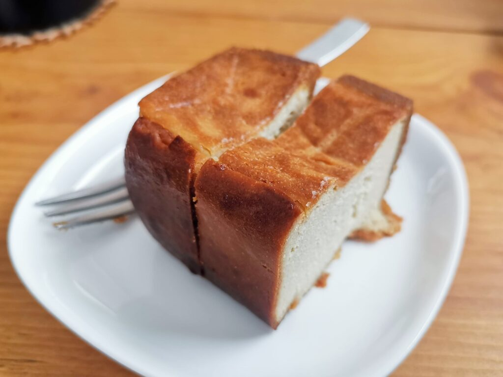Healthy TOKYO「Vegan NY-Style Cheesecake(ビーガンNYスタイルチーズケーキ)」の写真 (16)_R