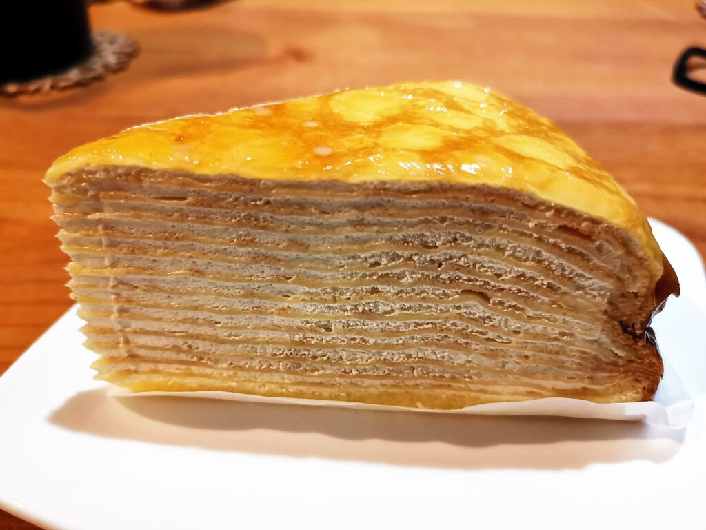 山崎製パンのミルクレープ (4)