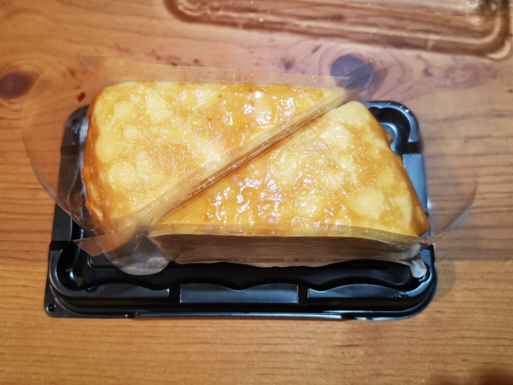 山崎製パンのミルクレープ (2)