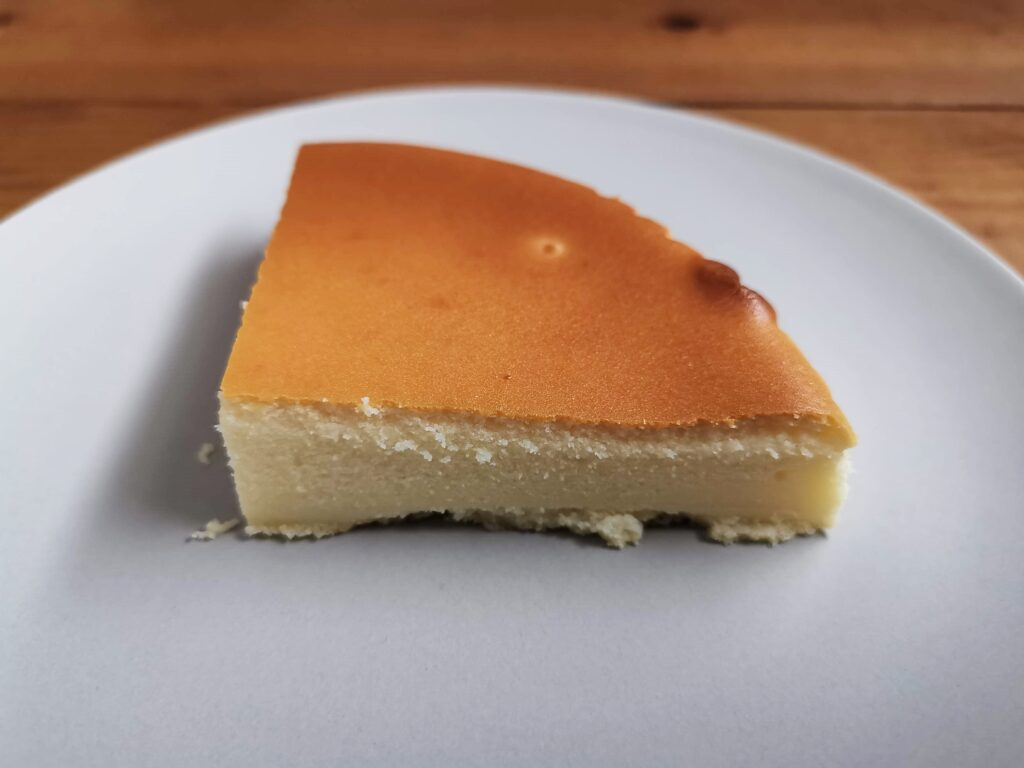 CHEESE GARDEN(チーズガーデン)の御用邸チーズケーキの写真