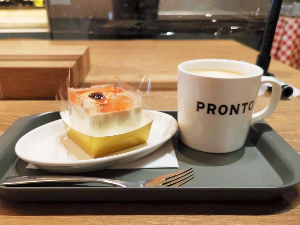PRONTO(プロント)のベリージェリーレアチーズの写真 (5)